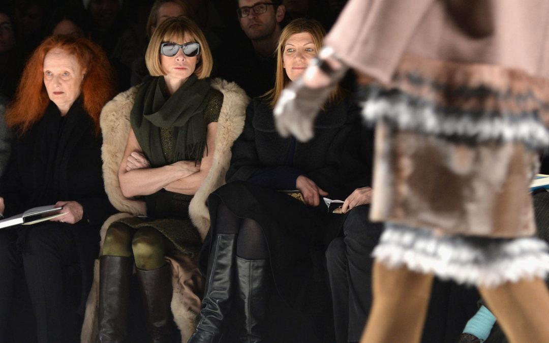 Ikonische Momente in der Modebranche